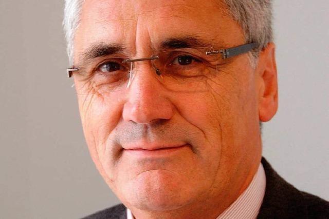 Drescher stellt sich 2012 nicht mehr zur Wahl
