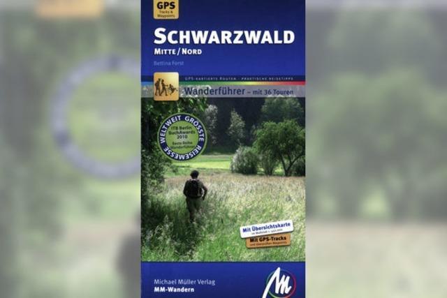 Schwarzwald mit GPS-Tracks