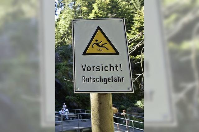 Triberger Wasserfälle: Wasserfall international