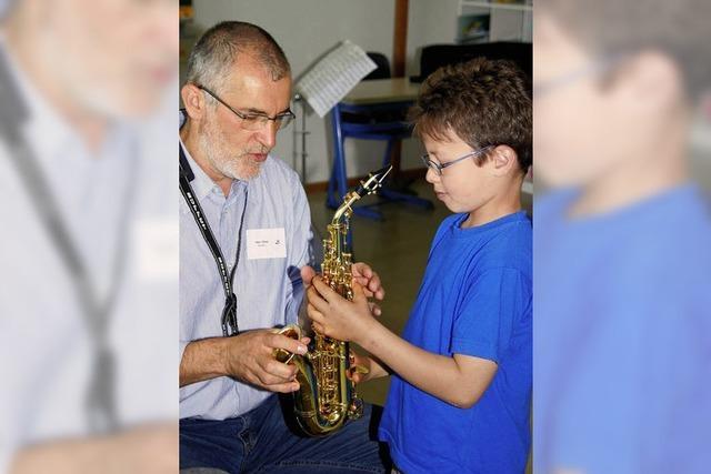 Mehr Geld für die Musikausbildung
