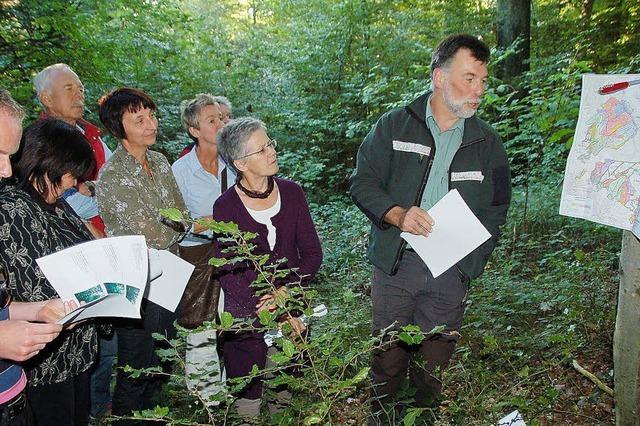 Bestnoten für den Stadtwald
