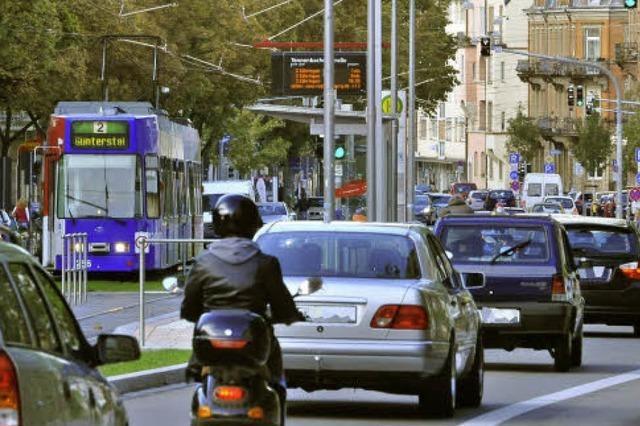 City-Flohmarkt: Habsburgerstraße wird für Verkehr gesperrt