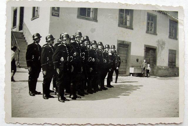 Feuerwehr Eichsel: Wie sie noch vor 75 Jahren Brände löschten