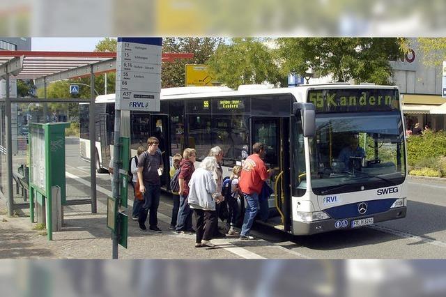 Jetzt bleibt nur Ausbau der Buslinie