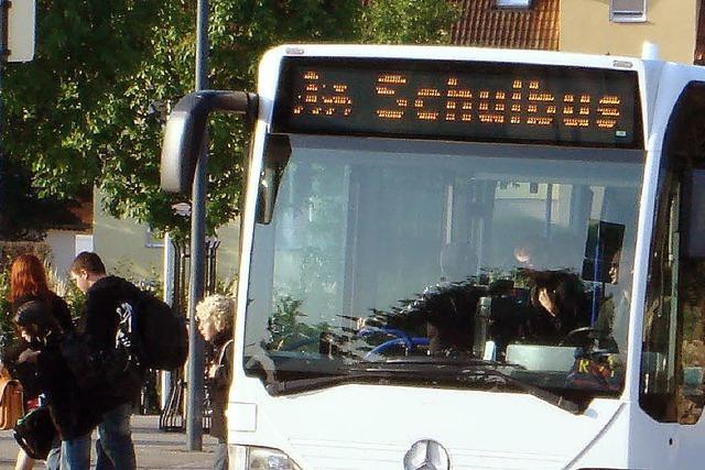 Schulbusverkehr mit Tücken
