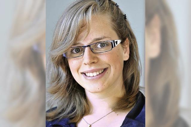 Papsthelferin Lisa Schneider: Auch mal improvisieren
