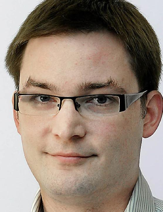Politikredakteur Jens Schmitz begleite...eise und berichtet für die BZ  darüber  | Foto: Lucia Reck