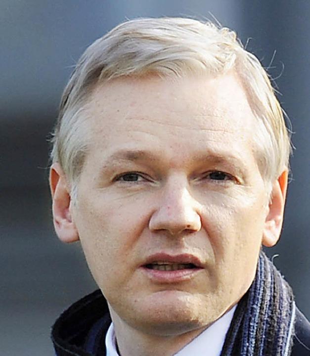 Julian Assange   | Foto: DPA