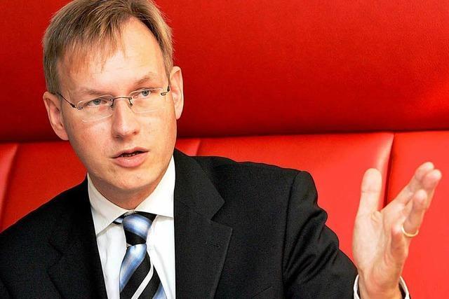 Schmalzl zieht Kandidatur als Generalbundesanwalt zurück