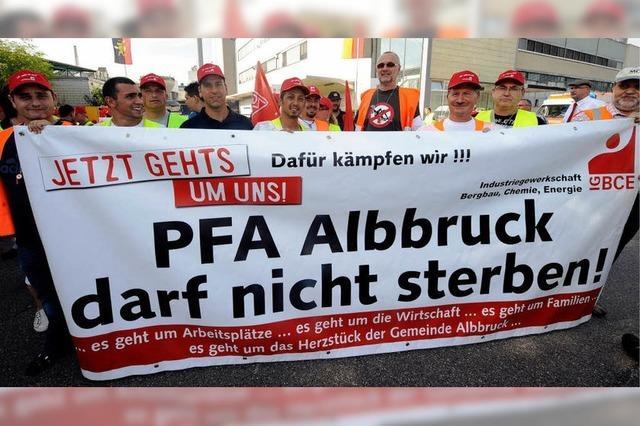 Albbruck: Gnadenfrist für die Papierfabrik