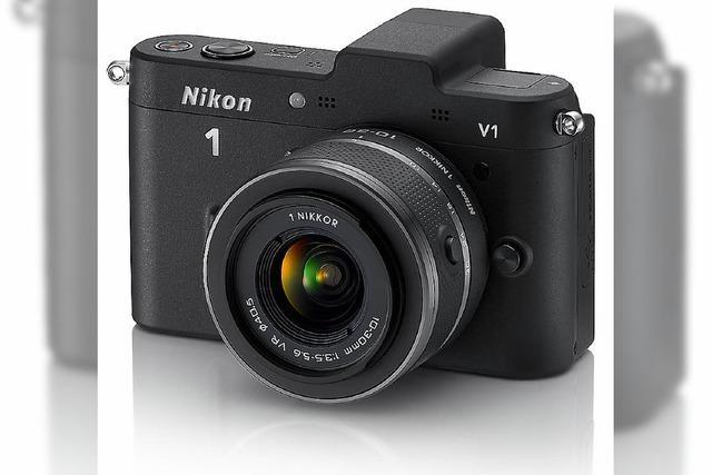 Nikon stellt das System