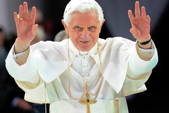 Teste dein Wissen beim Papstquiz