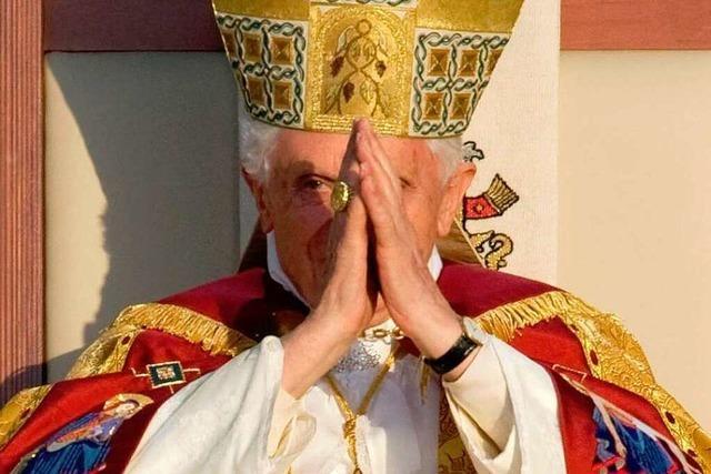Benedikt XVI. würdigt das Wirken Luthers