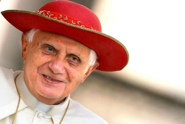 Benedikt XVI.: Der Denker Gottes