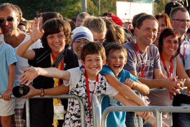 Wie war's bei … der Jugendvigil auf der Neuen Messe?