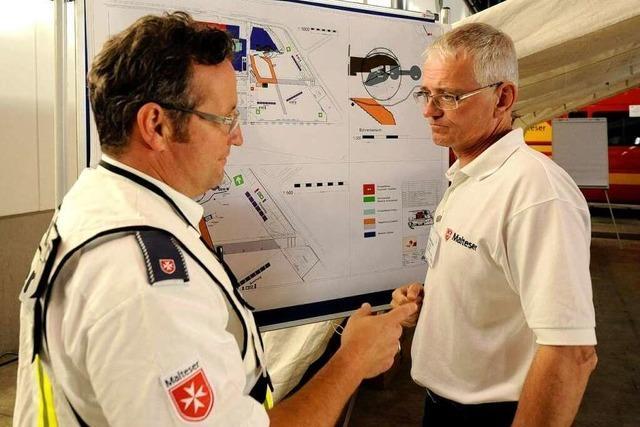 Das medizinische Zentrum – für alle Notfälle gerüstet