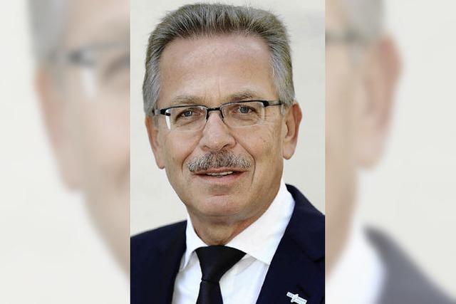 Bosch-Chef Fehrenbach über seine alte Heimat Kenzingen