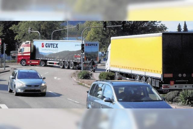 Verkehrschaos am Zollhof bleibt aus