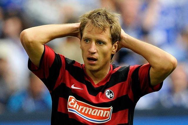 SC verliert auf Schalke – ein Auftritt mit Schönheitsfehlern