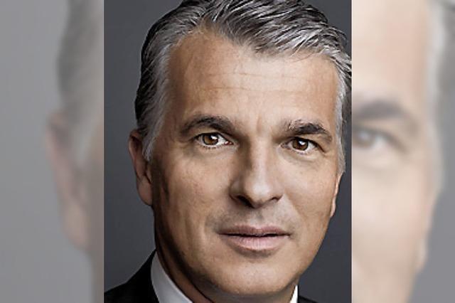 Neuer Chef für Bank UBS