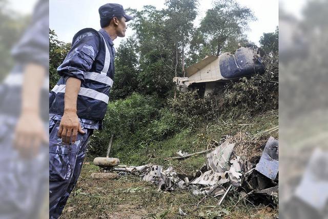 19 Tote bei Absturz in Nepal