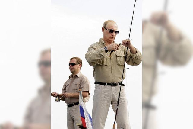 Putin wird wohl wieder Präsident