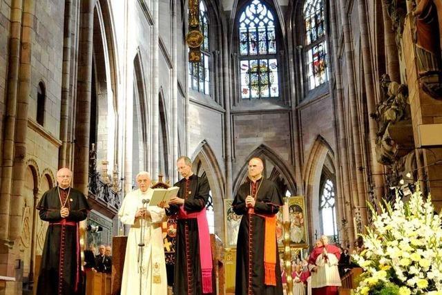 Papstbesuch: Wie Benedikt XVI. seine Botschaft entfaltet hat