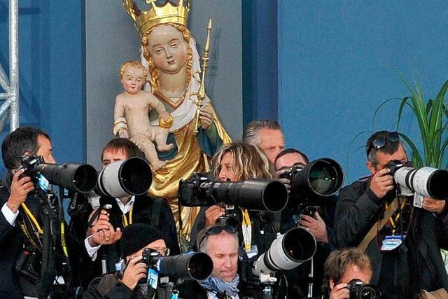 Kleine Presseschau: Freiburg und der Papstbesuch