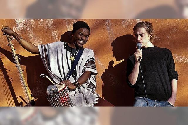 FREITAG: WELTMUSIK: Afro-Brasilianisches und Schubert