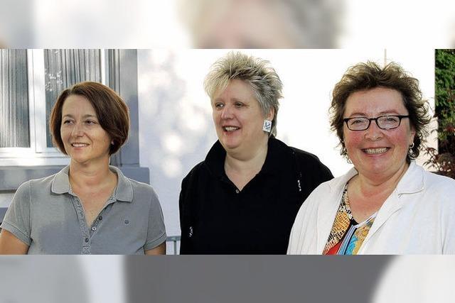 Beratungscafé im Gambrinus: Paten helfen bei Integration