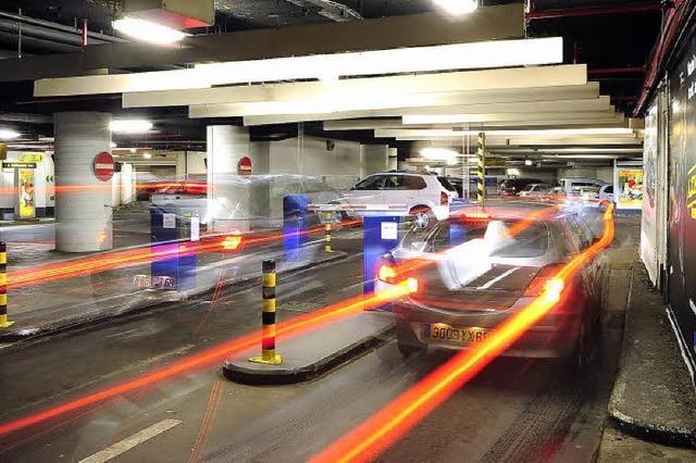 Rotteck-Garage schließt im Januar für 18 Monate