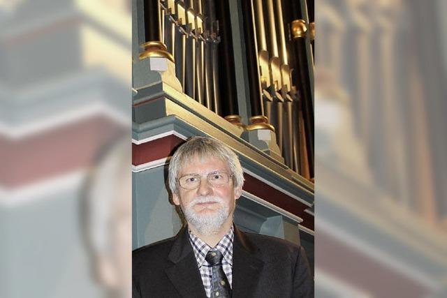 Hörenswertes und lehrreiches Orgelkonzert