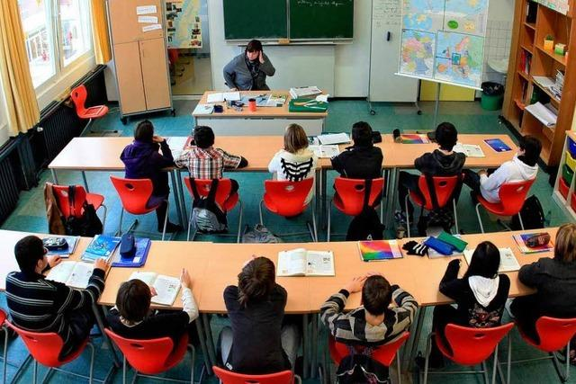Grün-Rot bringt die Gemeinschaftsschule an den Start