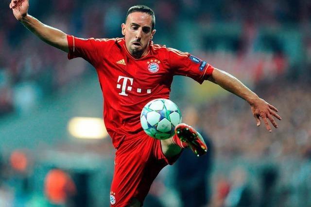 Bayern gewinnt gegen ManCity 2:0 – Basel schafft 3:3 bei ManU