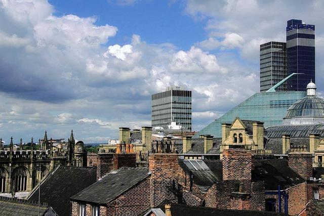 Manchester: Fußball, Musik und Rebellion