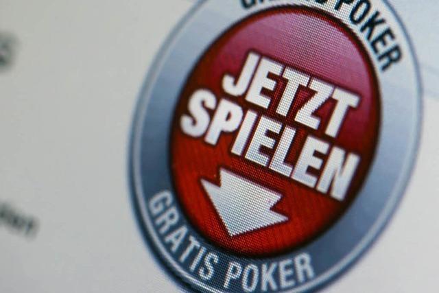 Glücksspiel im Internet bleibt verboten