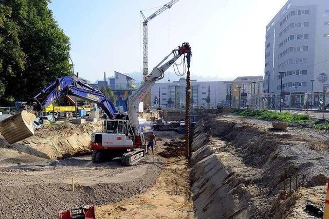Stadtbau kann nun beim