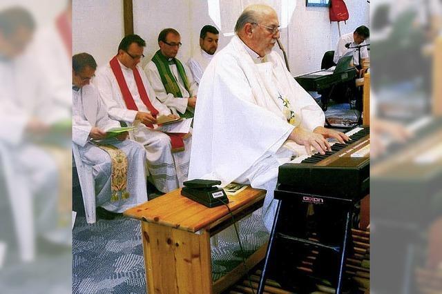Freude über neue Orgeltöne