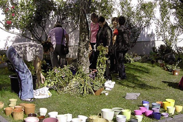 Ein Tag für Pflanzenfreunde