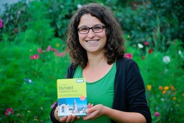 Johanna Galli arbeitet in Israel mit Behinderten
