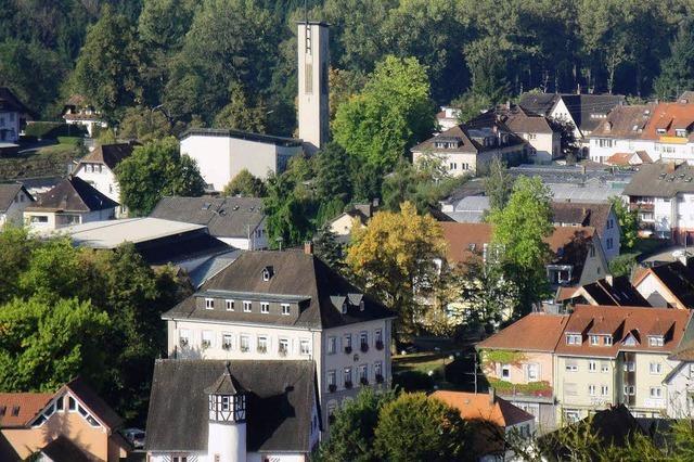 Vor 75 Jahren sagte die Stadt Wehr dem Amtsbezirk Schopfheim ade