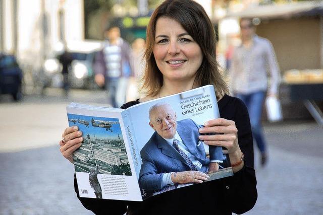 Franz Burda: Leben und Werk des Senators