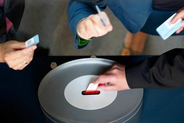Euro-Rettungsschirm: Wie stimmten südbadische Abgeordnete ab?