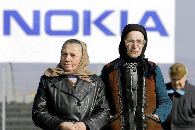 Nokia zieht weiter