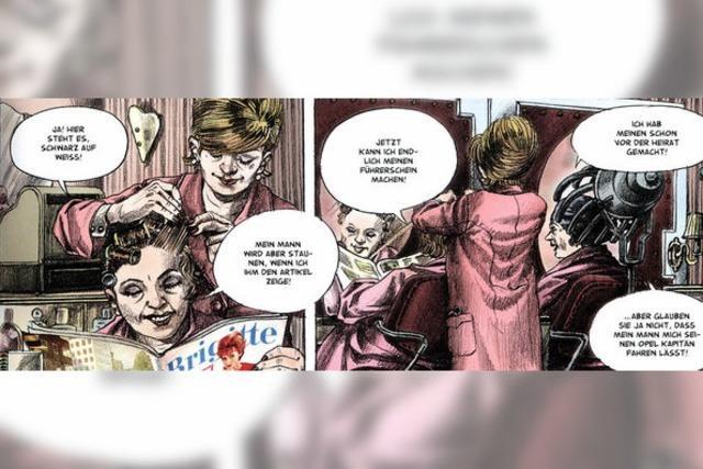 Die Volksseele in Kurzcomics