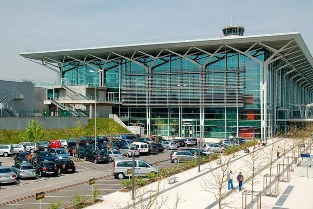 Das Gleis zum Euro-Airport wird deutlich teurer