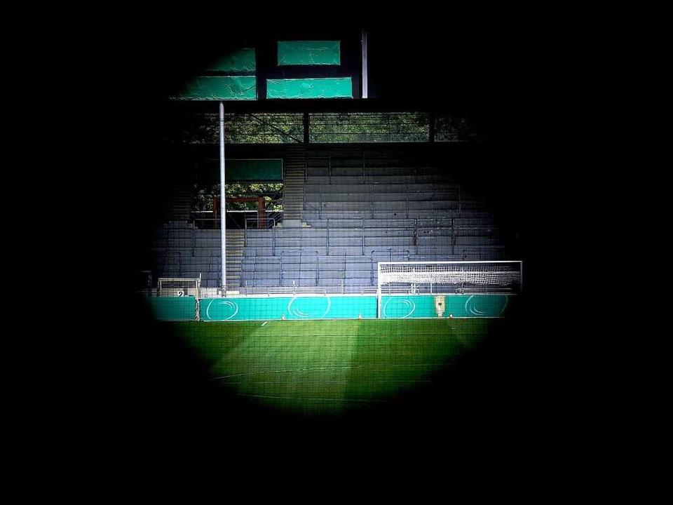 Sportclub und Fans wünschen sich ein n...dt steht dem eher skeptisch gegenüber.  | Foto: Schneider Ingo