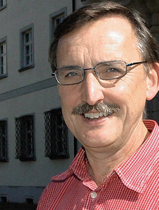 Hubert Müller   | Foto: Filz