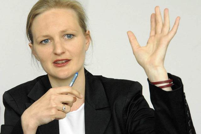 Die Freiburger Europa-Abgeordnete Brantner über Libyen nach Gaddafi