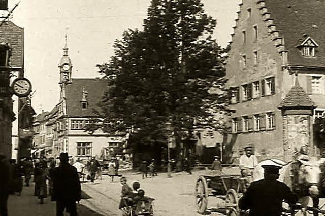 Lahrer Stadtgeschichte in 45 Minuten